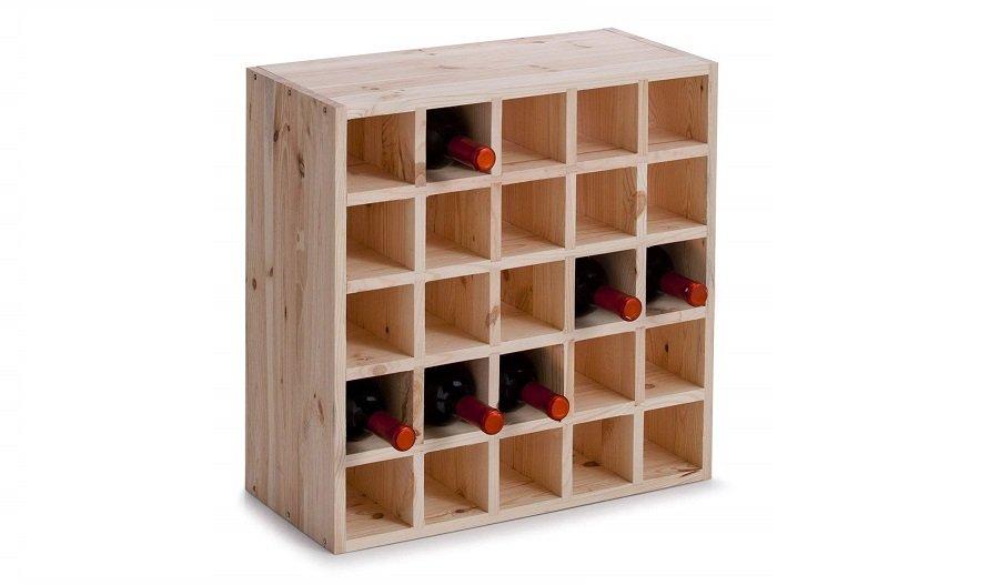 Mobile Portabottiglie In Legno.6 Migliori Mobili Portabottiglie Per Vino Prezzi Offerte E