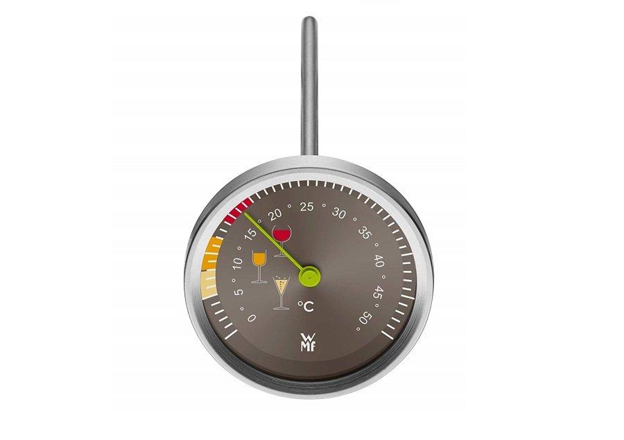 Cheer Termometro digitale per vino a infrarossi con clip